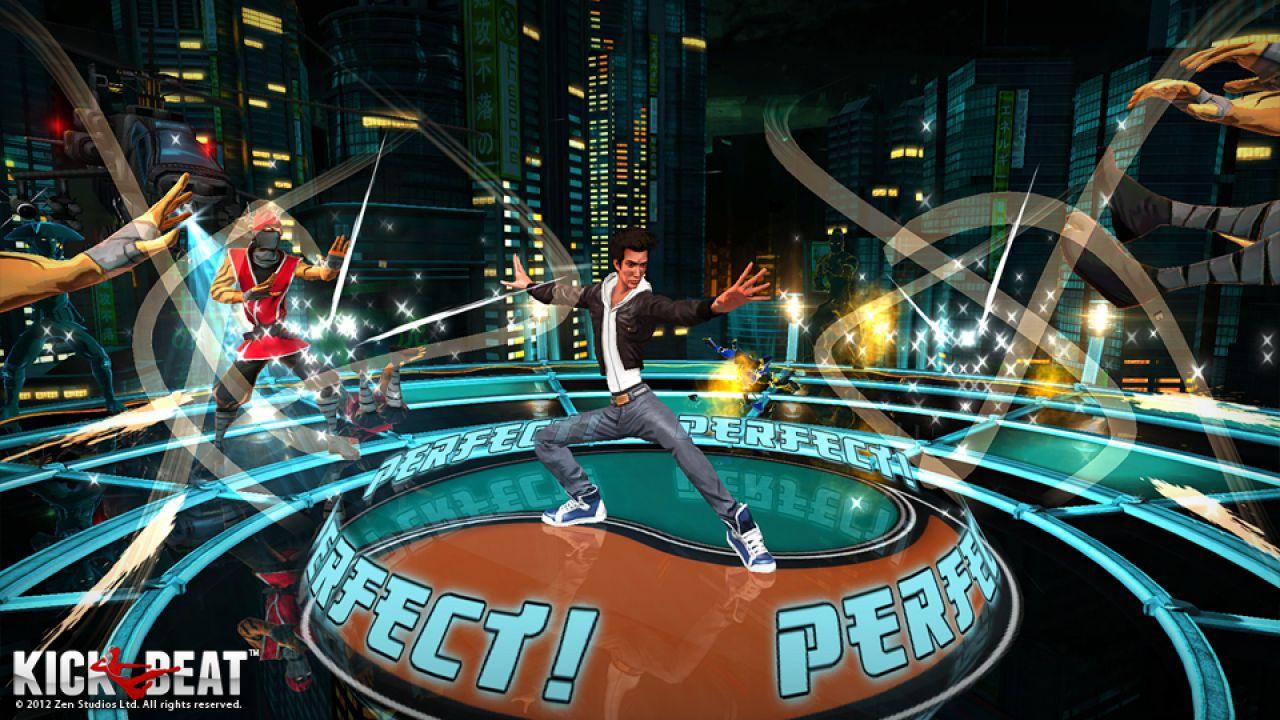 KickBeat: Special Edition in arrivo su PS4 ed Xbox One