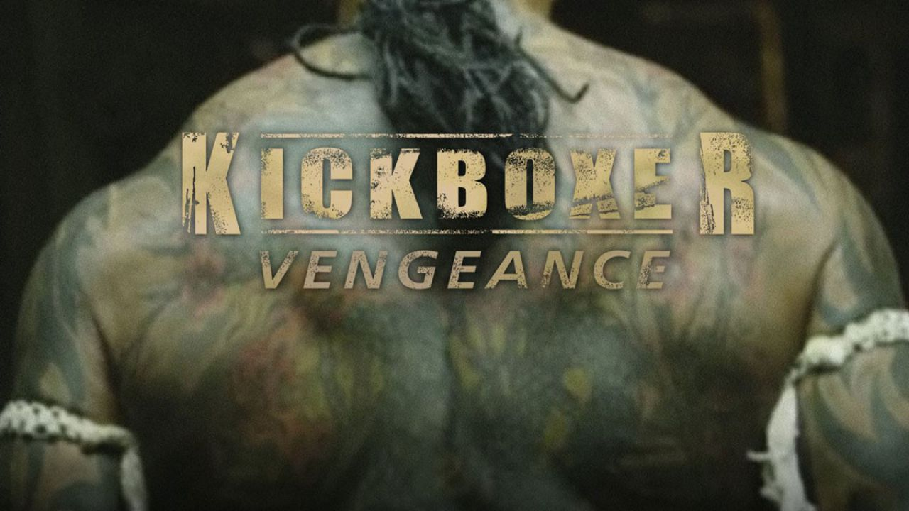 Kickboxer Vengeance: online il poster ufficiale