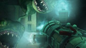 Killer Freaks from Outer Space: esclusiva Wii U