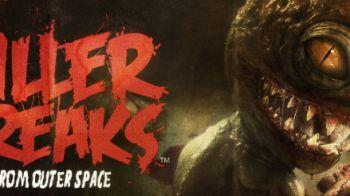 Killer Freaks from Outer Space: primo trailer, immagini e sito ufficiale