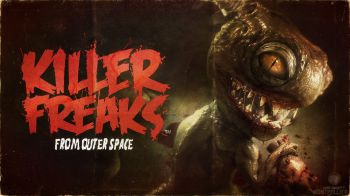 Killer Freaks from Outer Space: spunta un making of del trailer di debutto