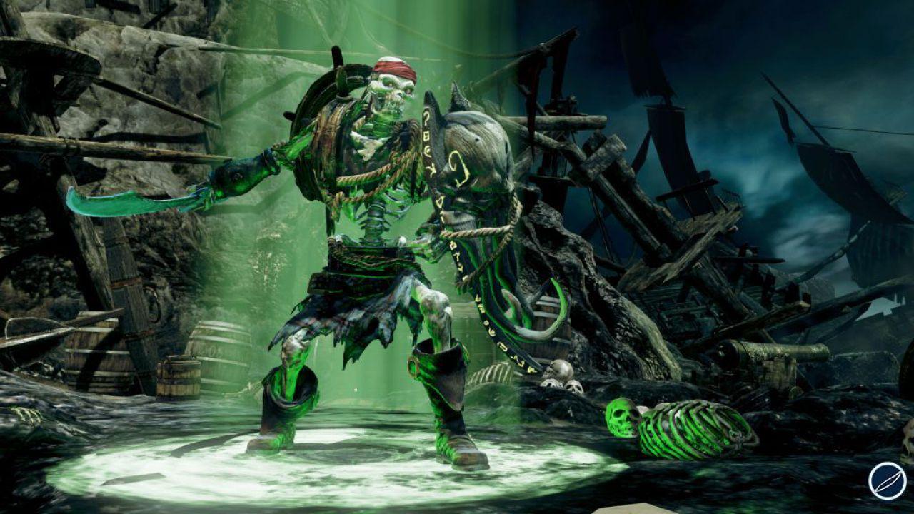 Killer Instinct: nuovi costumi per Thunder e Sadira?