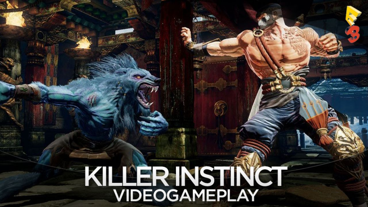 Killer Instinct: Phil Spencer promette novità a breve