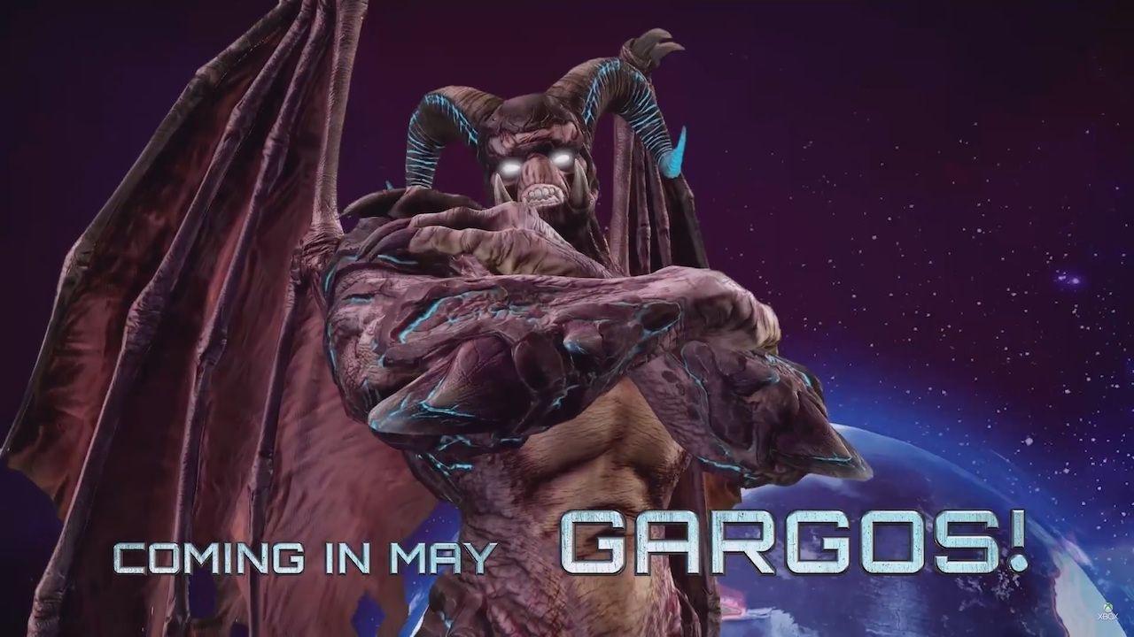Killer Instinct Season 3: vediamo la posa di vittoria di Gargos