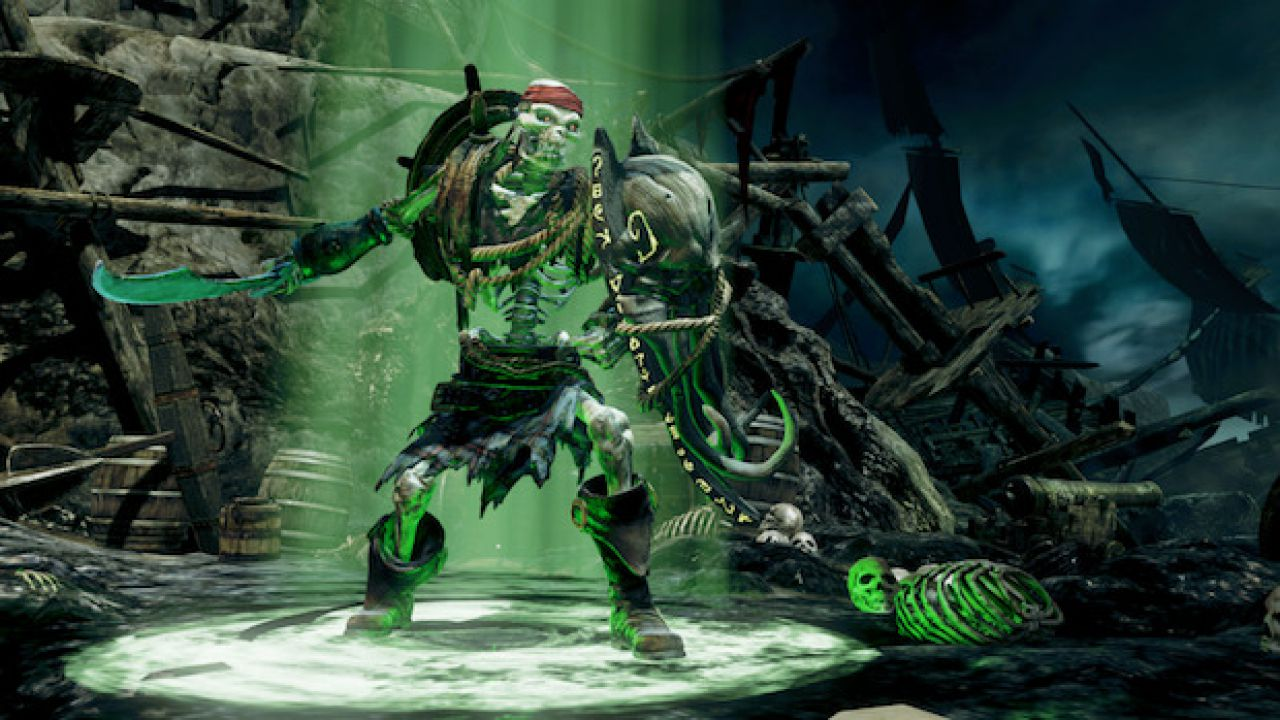 Killer Instinct: Spinal si mostra in alcuni screenshot