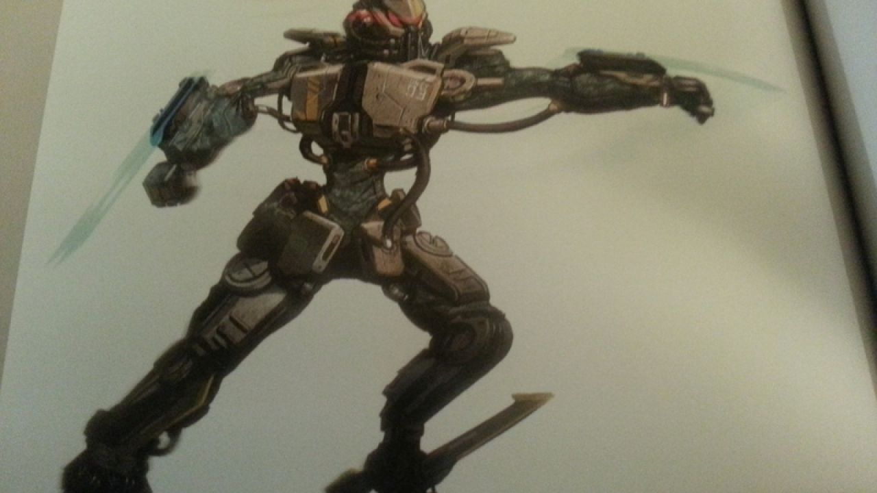 Killer Instinct: video gameplay con Jago, Saberwulf e Thunder