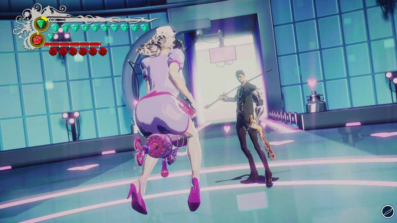 Killer is Dead: due video gameplay