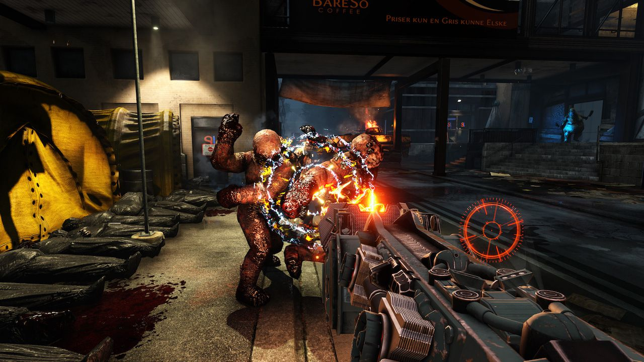 Killing Floor 2 arriverà su PlayStation 4 il 18 novembre