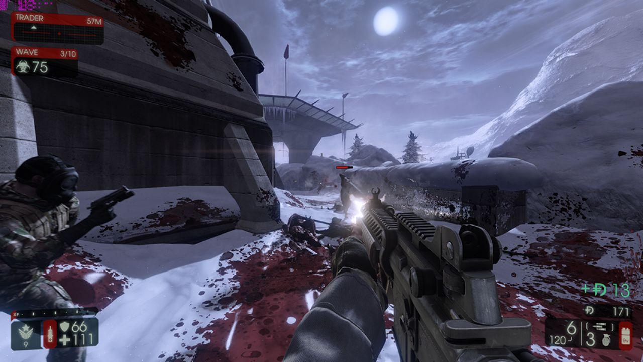 Killing Floor 2 è disponibile in accesso anticipato su Steam