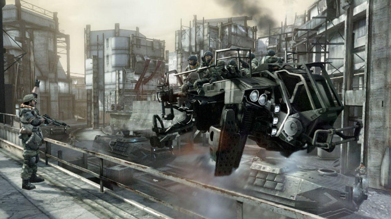 Killzone 2, nessuna patch per PlayStation Arc