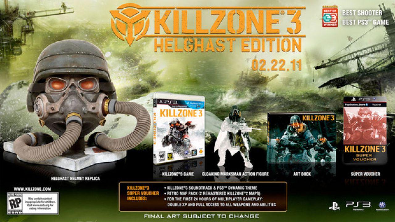 Killzone 3: fine settimana con Xp triplicati