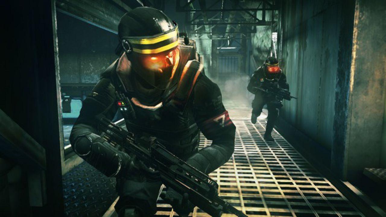 Killzone Mercenary: Zona bot disponibile da domani
