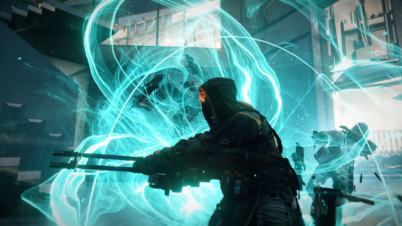 Killzone Shadow Fall: artwork delle armi