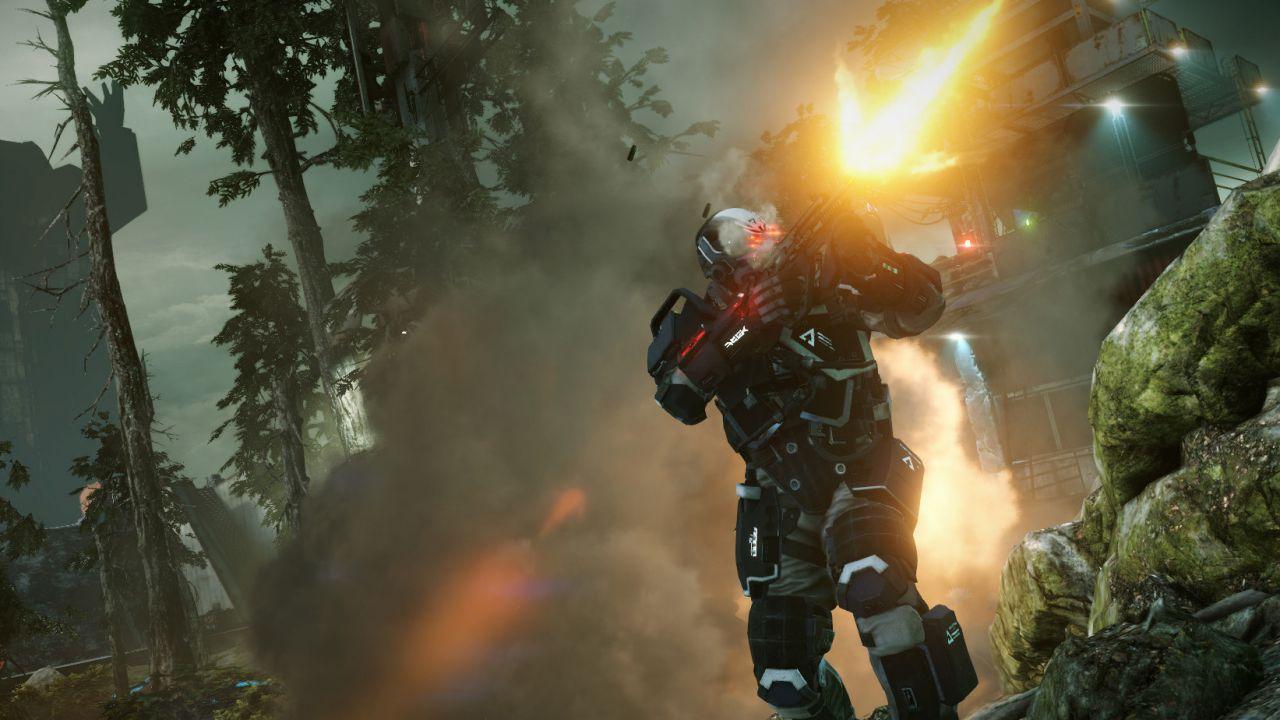 Killzone Shadow Fall: gestibili 24 nemici controllati dall'IA prima di un calo delle prestazioni