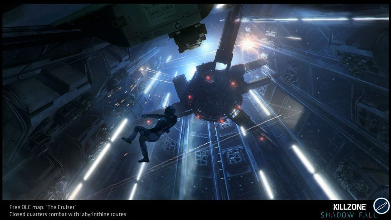 Killzone Shadow Fall: trailer ed immagini dal multiplayer