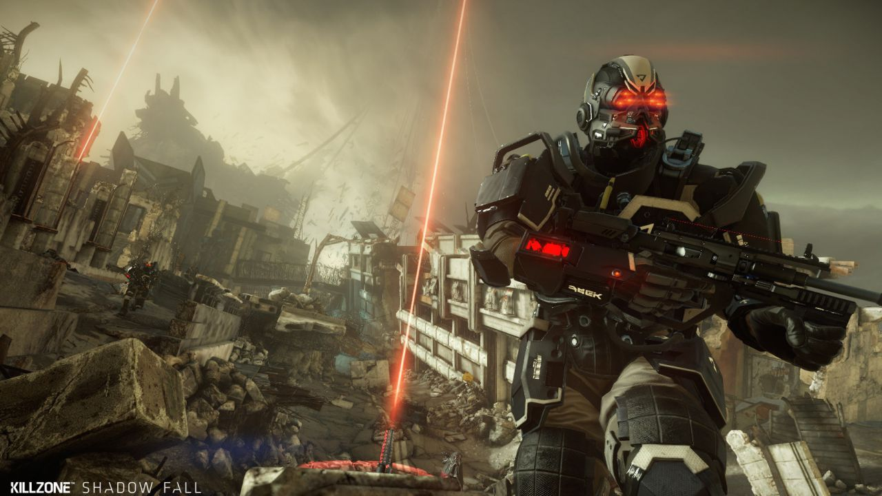 Killzone Shadow Fall ufficialmente in fase gold