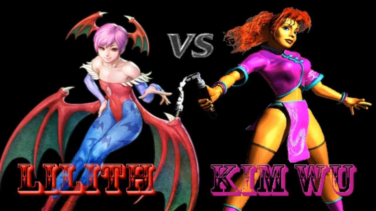 Kim Wu è una combattente di Killer Instinct Season 3