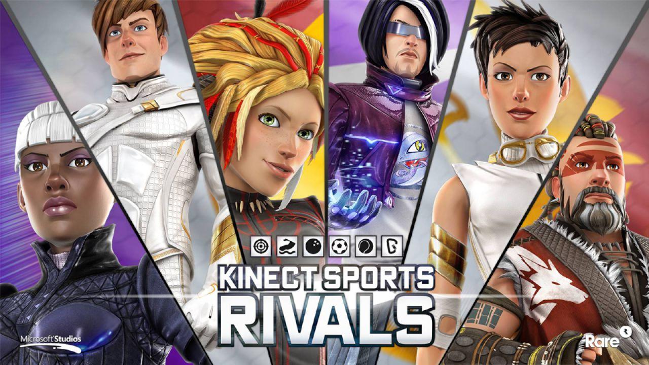 Kinect Sport Rivals: svelati nuovi dettagli