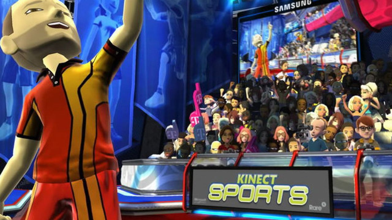 Kinect Sports - Pallavolo Gameplay