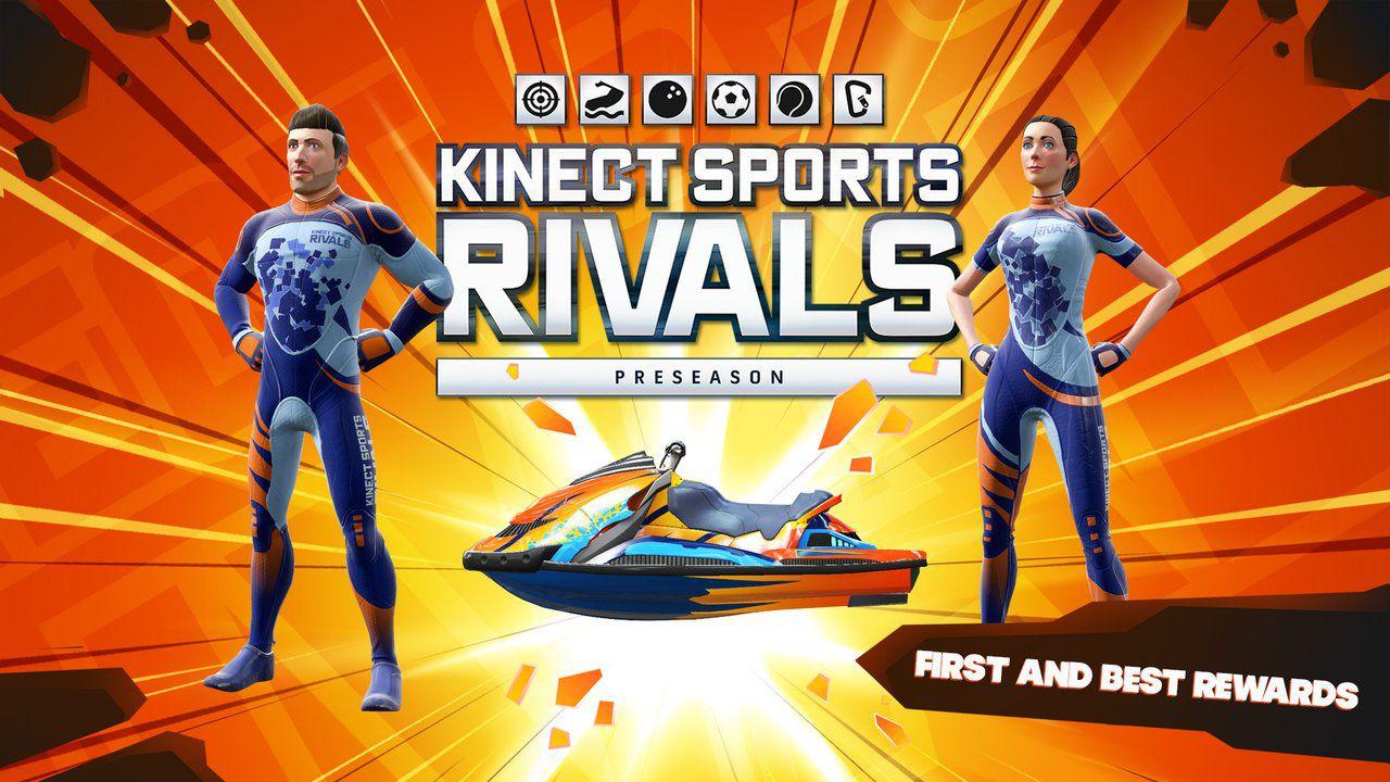 Kinect Sports Rivals: Microsoft annuncia il torneo mondiale