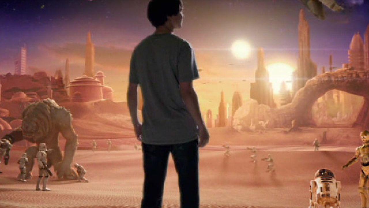 Kinect Star Wars: Microsoft lancia la companion app su dispositivi mobile