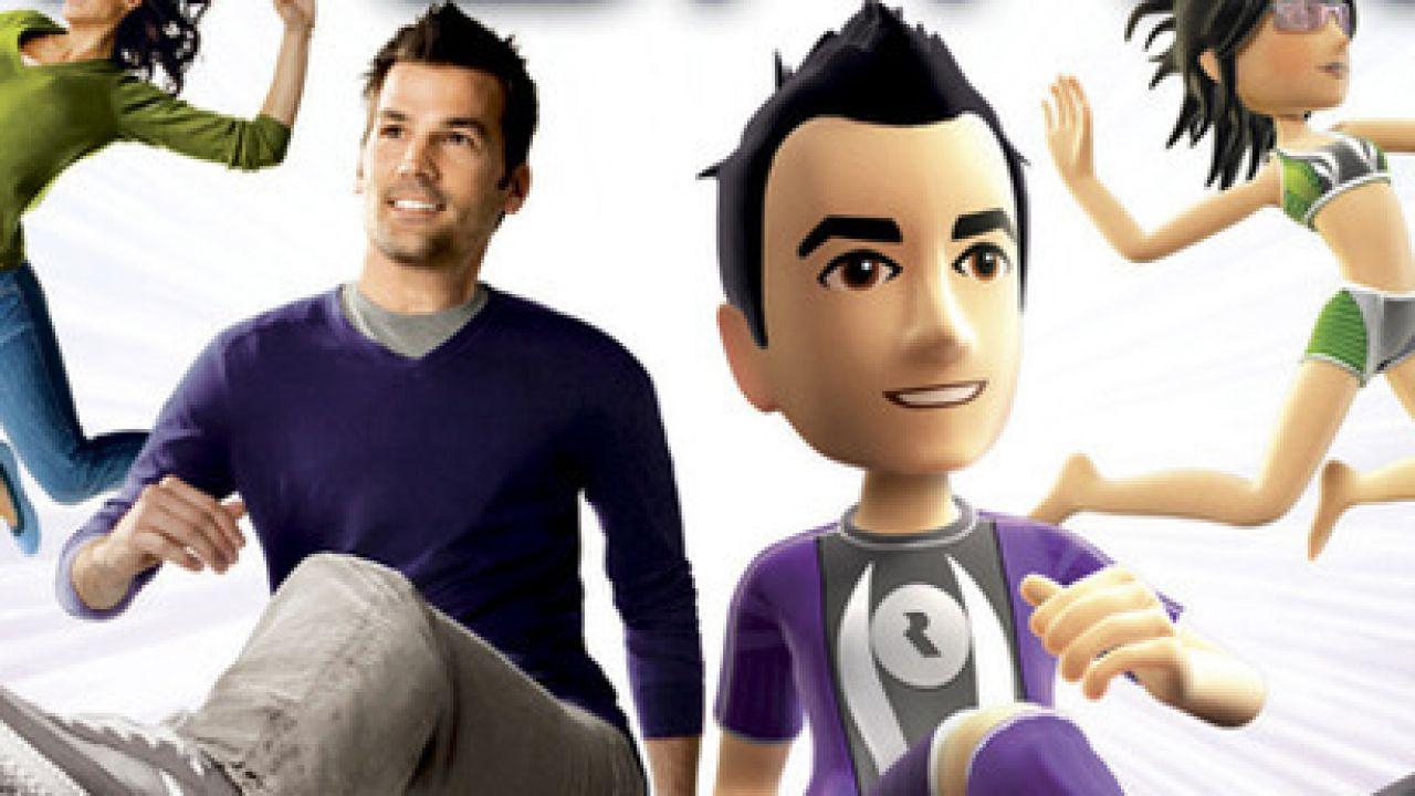 Kinects Sports ha la sua applicazione per Facebook