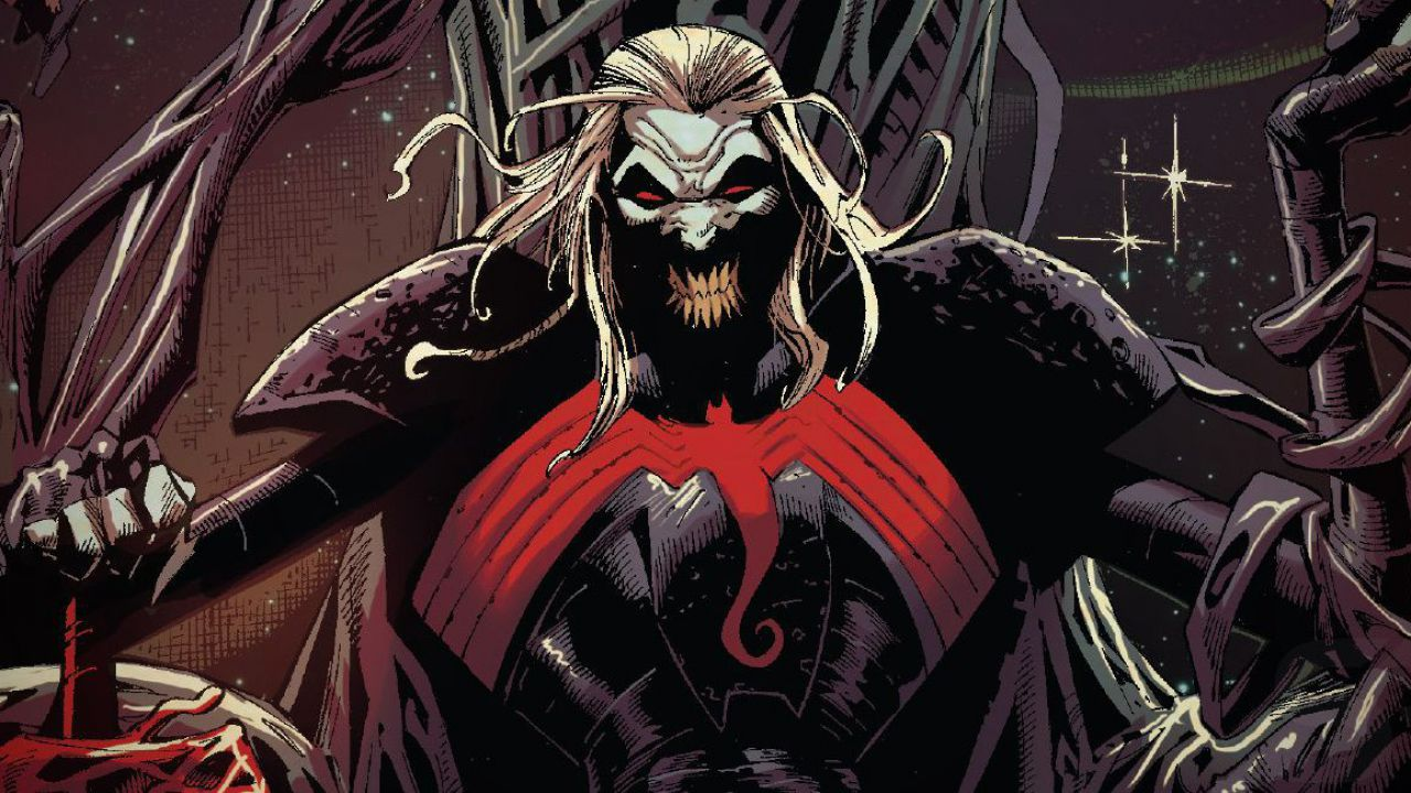 King in Black: l'artista Ryan Stegman mostra il design di Knull, l'antagonista definitivo