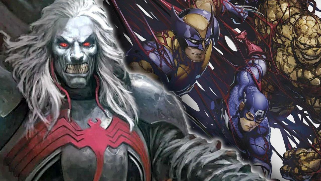 King in Black, il nuovo villain Marvel è terrificante: un Avengers è stato fatto a pezzi!