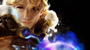 King Leo all'interno di Final Fantasy Crystal Chronicles: The Crystal Bearers