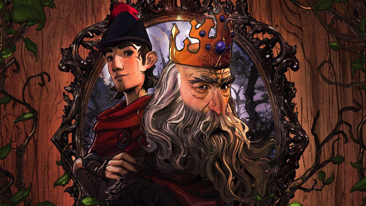 King's Quest: il 25 ottobre arrivano il quinto episodio e l'edizione retail