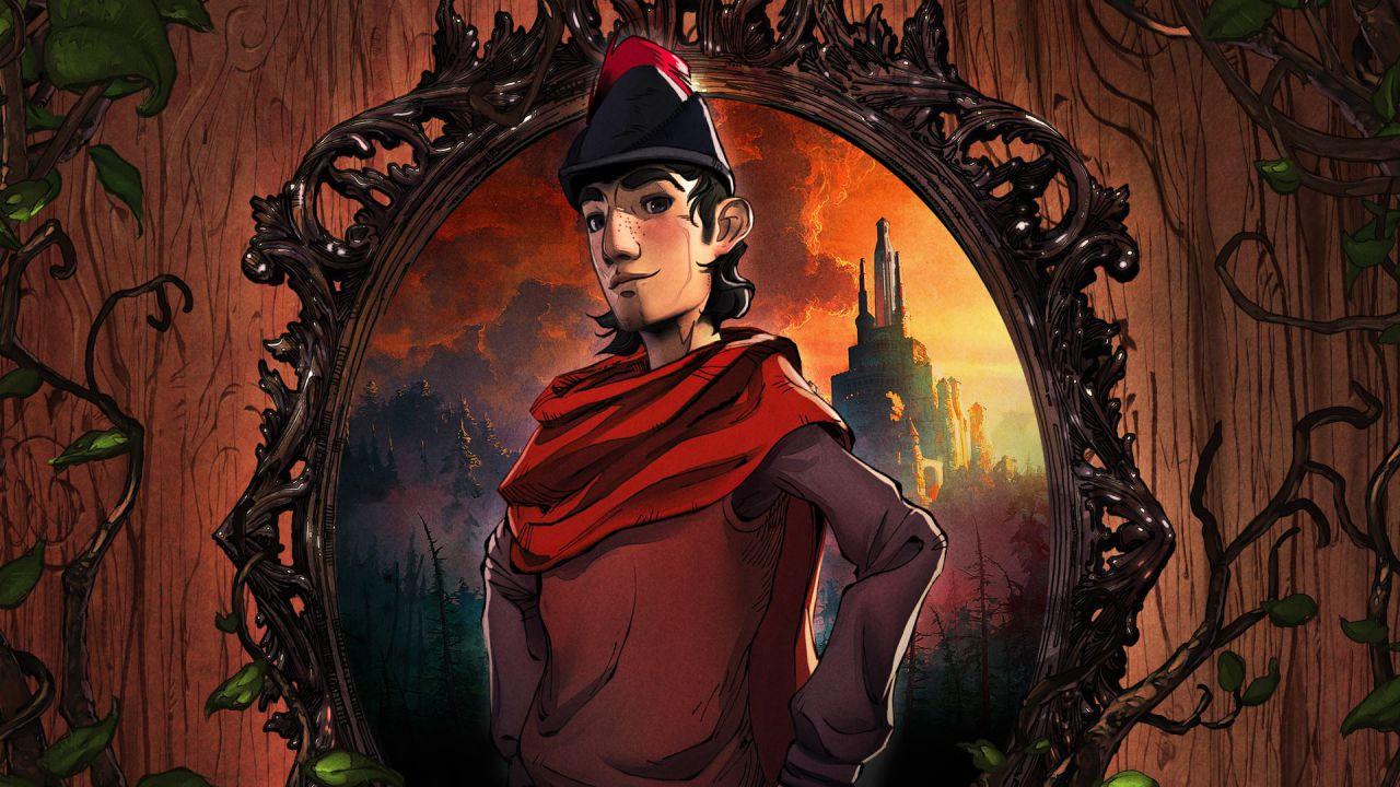 King's Quest: dettagli e data di lancio del terzo episodio