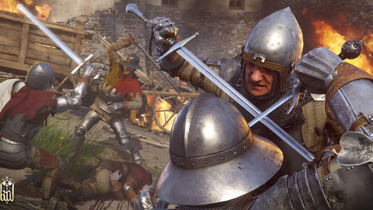 Kingdom Come Deliverance tra i prossimi giochi gratis di Epic Games Store