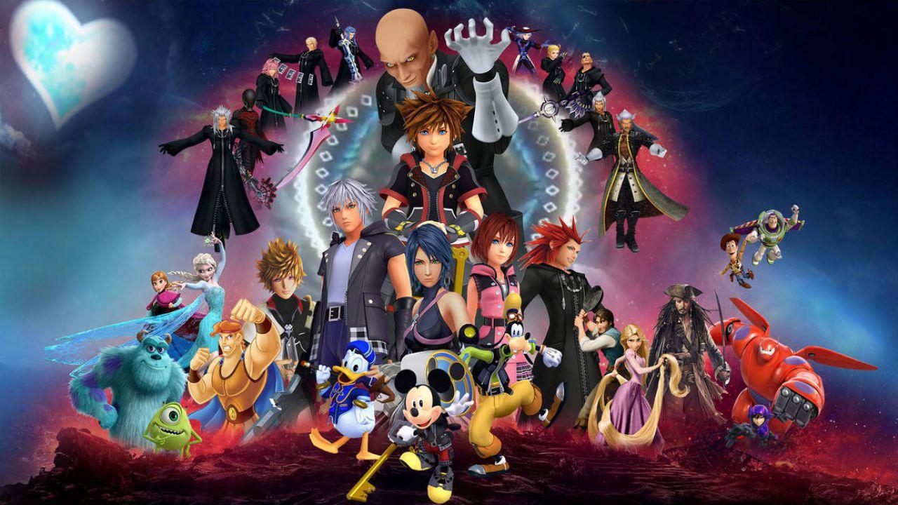 Kingdom Hearts 3: come iniziare e avviare il DLC ReMind