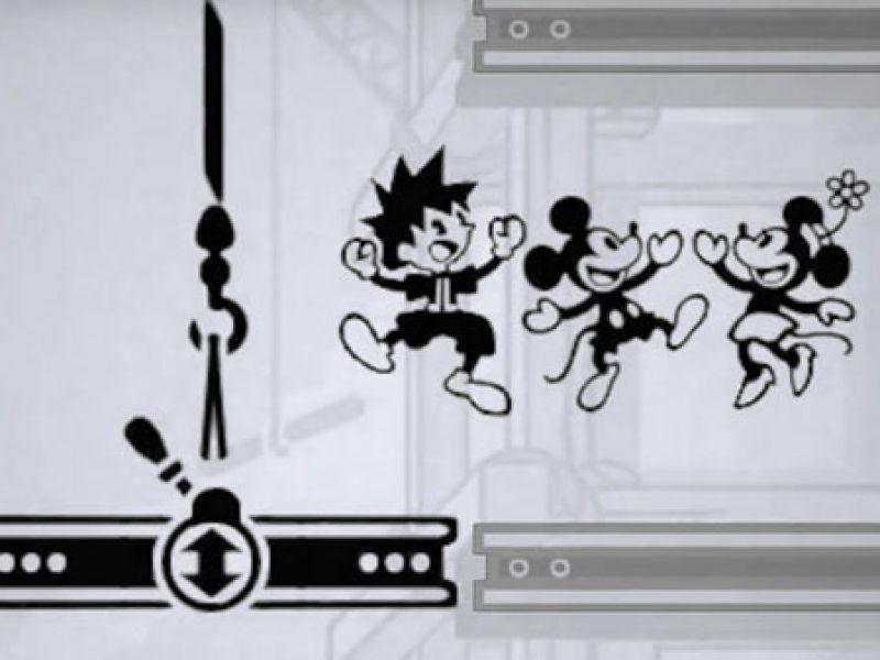 Kingdom Hearts 3: il nuovo trailer Classic Kingdom mostra i minigiochi stile LCD anni ''80