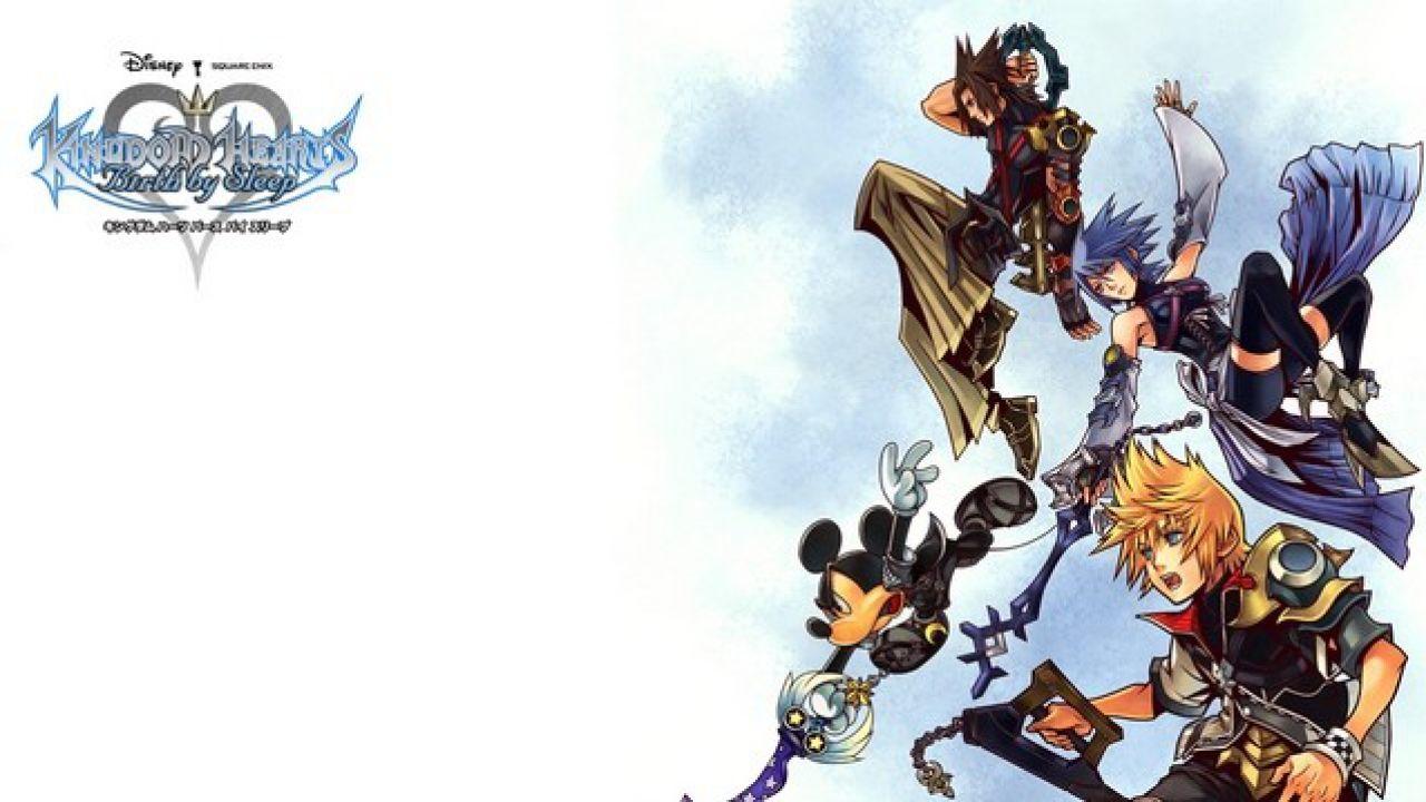 Kingdom Hearts: Birth by Sleep, confronto tra le versioni PS3 e PSP