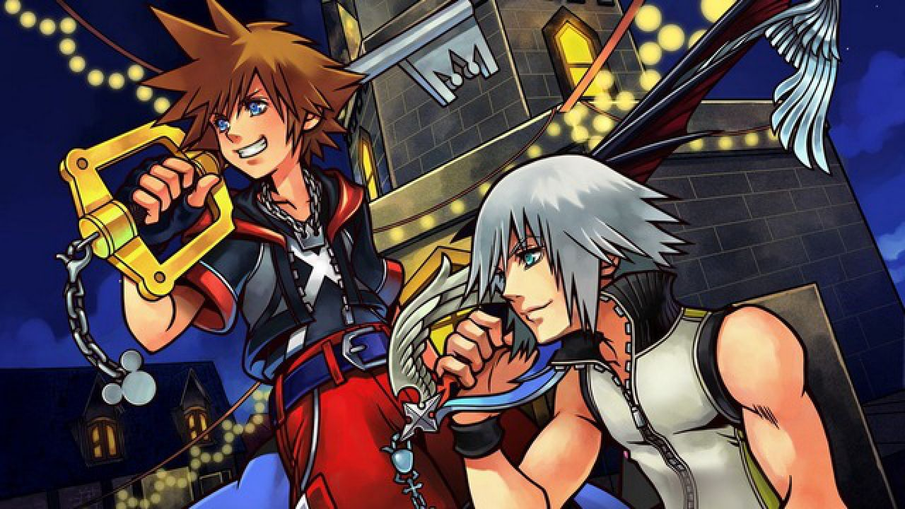 Kingdom Hearts: Dream Drop Distance non sarà localizzato in italiano