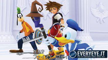 Kingdom Hearts HD 1.5 Remix - pubblicato il trailer di lancio