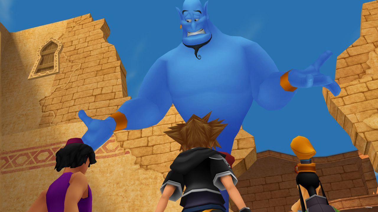 Kingdom Hearts HD 2.5 ReMIX: lista trofei