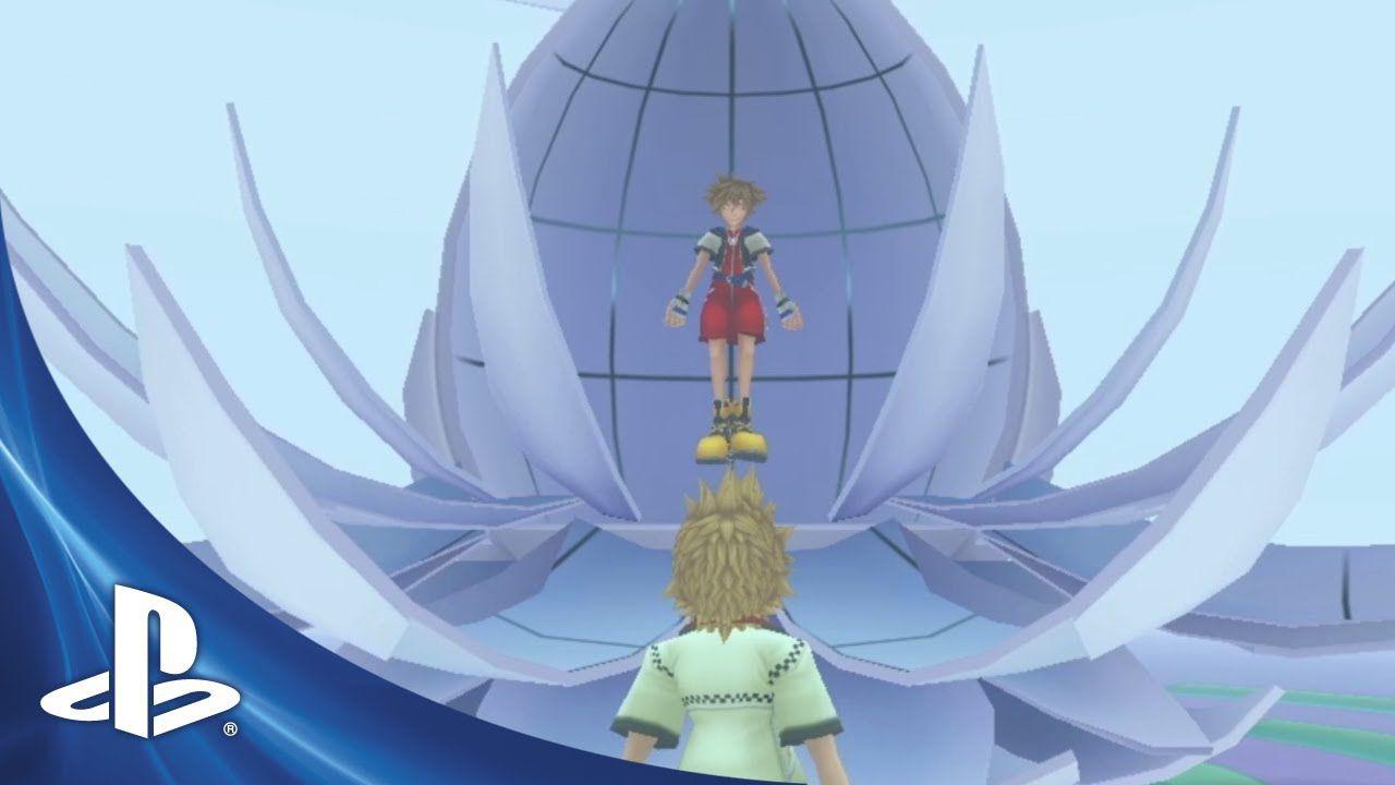 Kingdom Hearts HD 2.5 ReMIX, mostrato un nuovo trailer