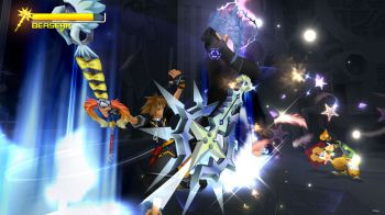 Kingdom Hearts HD 2.5 ReMIX, un nuovo trailer