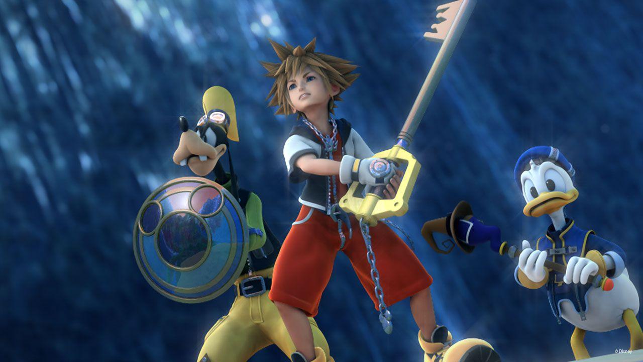 Kingdom Hearts HD 2.5 ReMIX: pubblicato un trailer confronto interattivo tra SD e HD