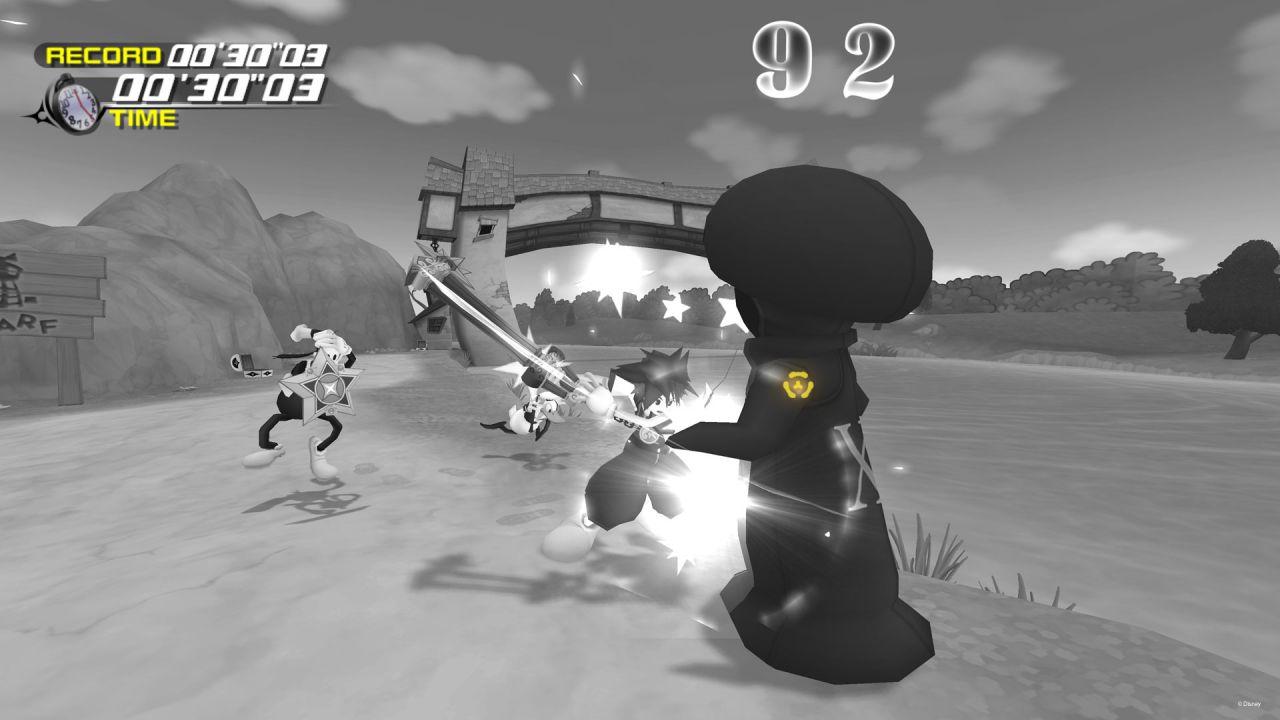 Kingdom Hearts HD 2.5 ReMIX: riferimento al porting HD di Kingdom Hearts 3D e inedito finale segreto
