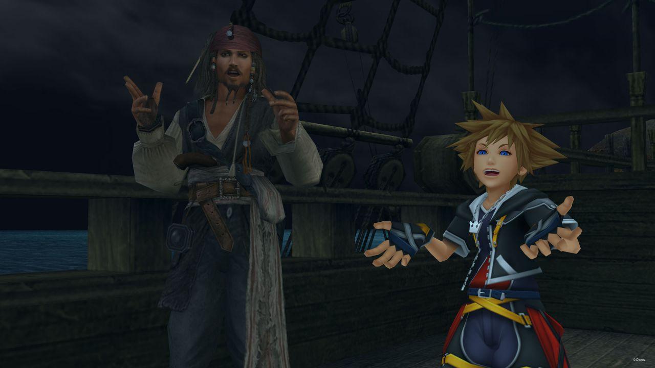 Kingdom Hearts HD 2.5 ReMIX, tante nuove immagini