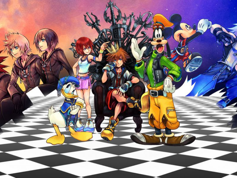 Kingdom Hearts, KH 2, KH 3 and Melody of Memory on PC: all hardware requirements