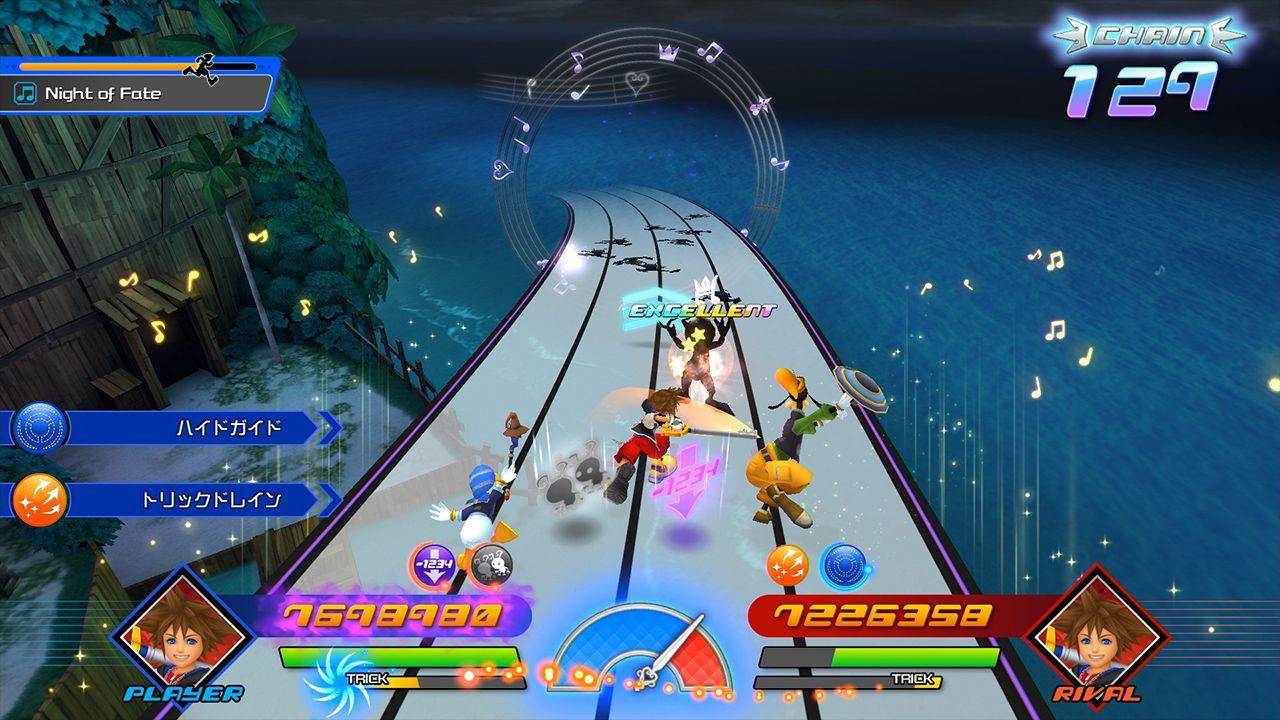 Kingdom Hearts: Melody of Memory, le caratteristiche del gioco nel comunicato giapponese