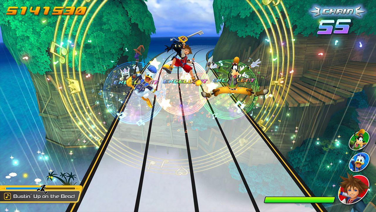Kingdom Hearts Melody of Memory: i nuovi screenshot mostrano canzoni e personaggi
