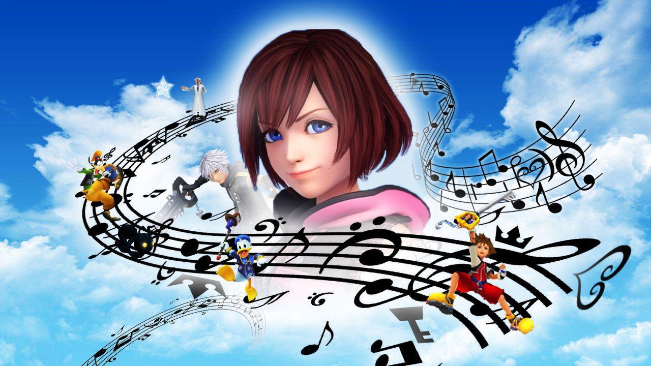 Kingdom Hearts Melody of Memory: la prima recensione è positiva