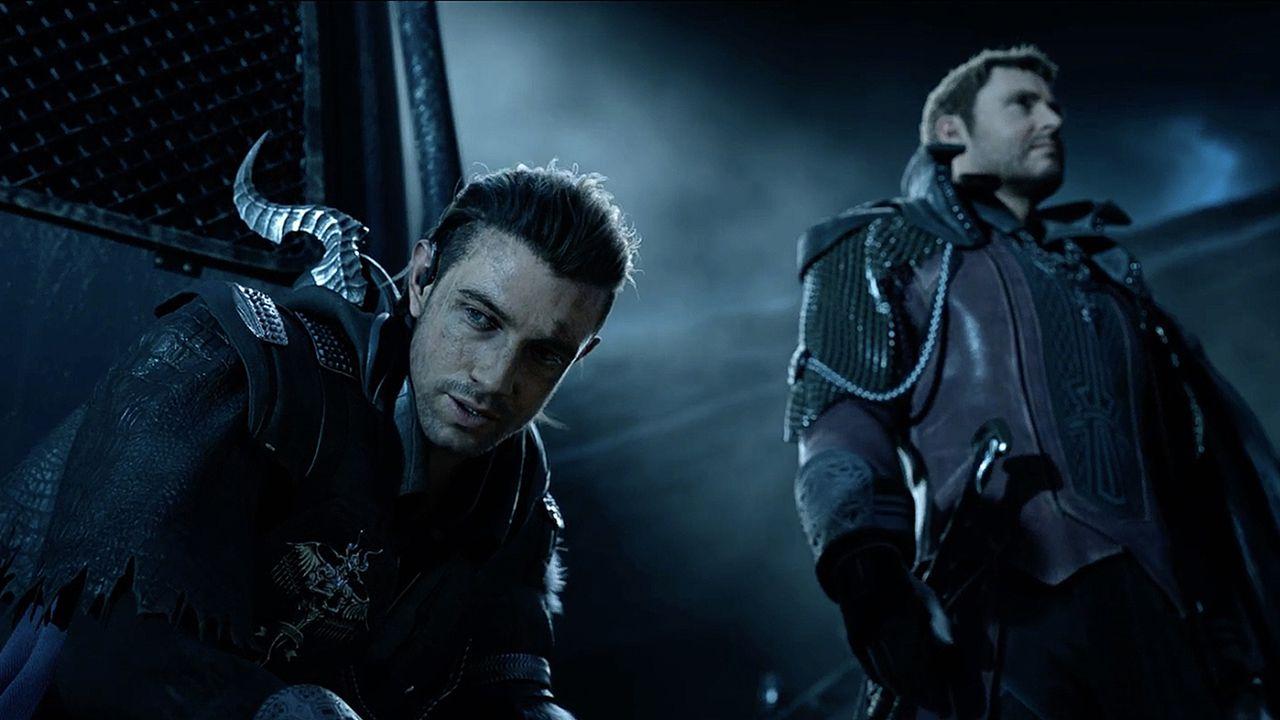 Kingsglaive Final Fantasy XV sarà doppiato in italiano