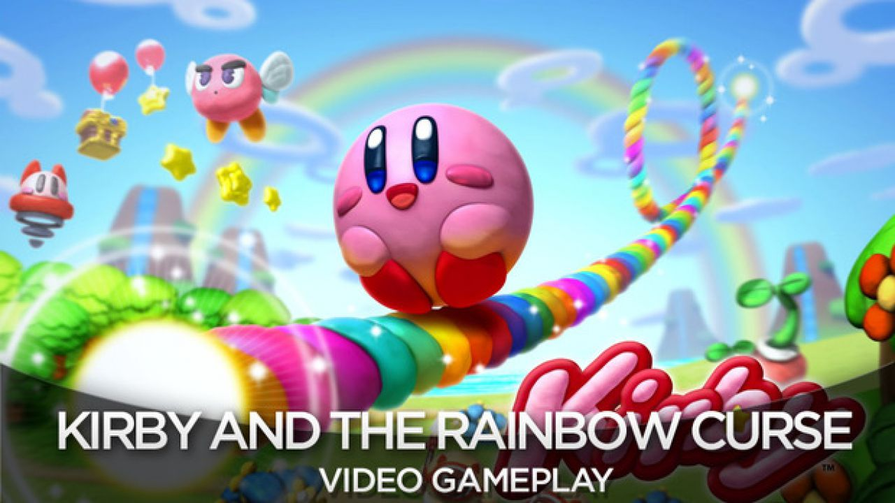 Kirby and the Rainbow Curse: gameplay su Twitch alle 17:00