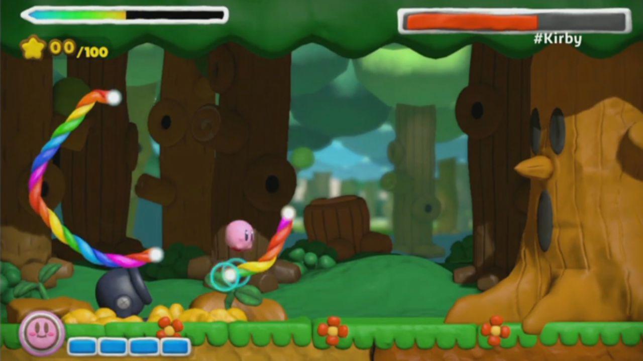 Kirby and the Rainbow Curse uscirà a febbraio in Europa